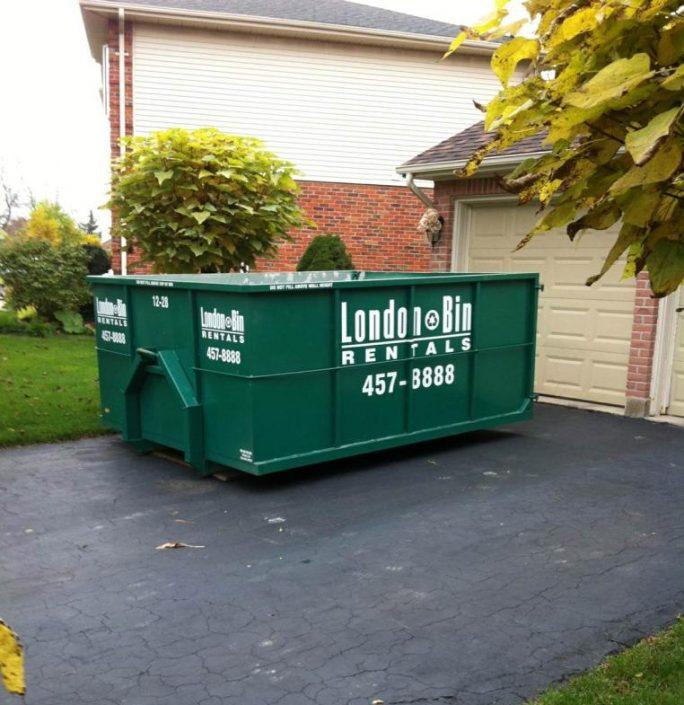 Apartment For Rent London Ontario: Garbage Bin Rental